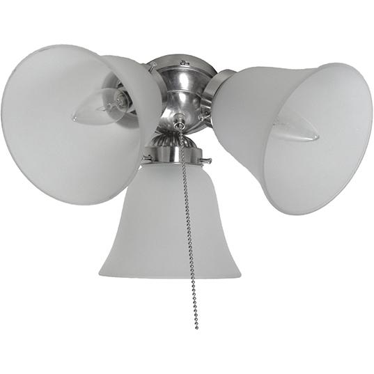 Basic max ceiling fan light kit call for price